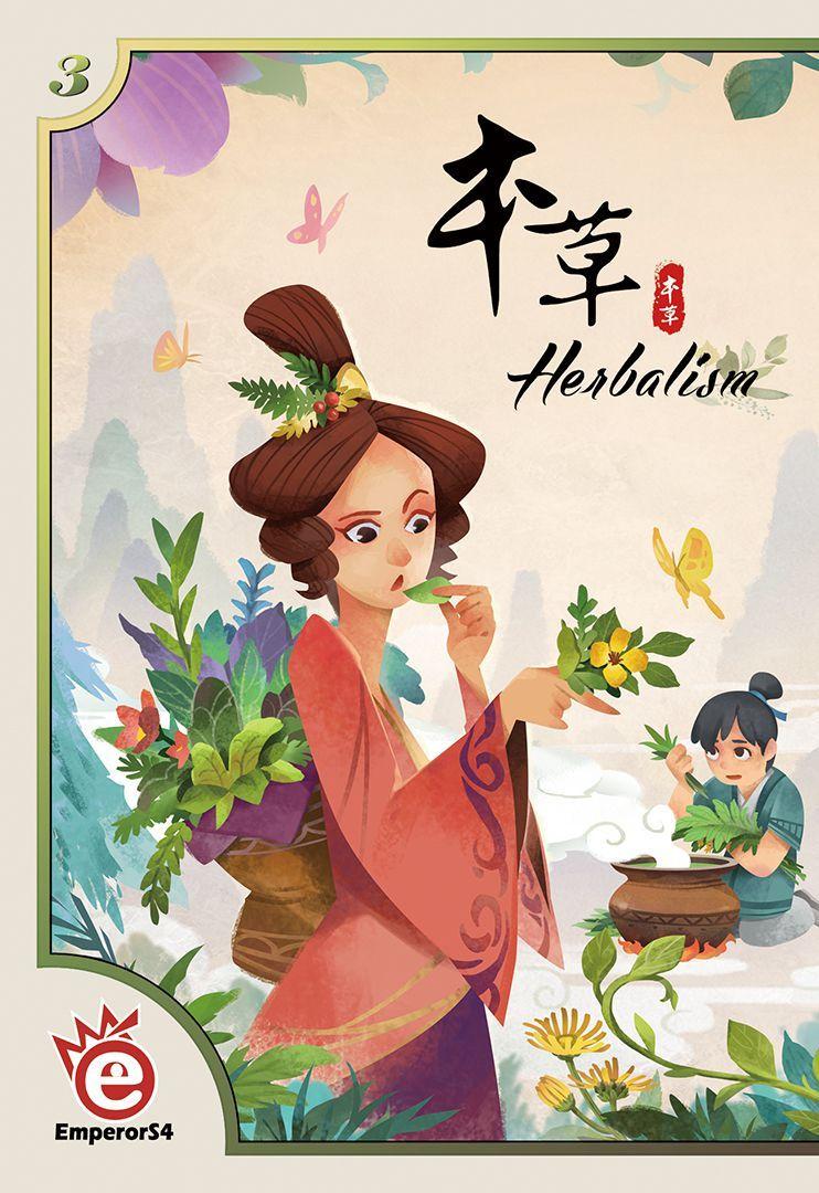 Cover Herbalism