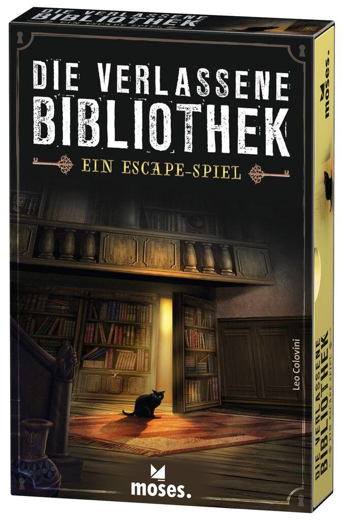 Az elhagyatott könyvtár
