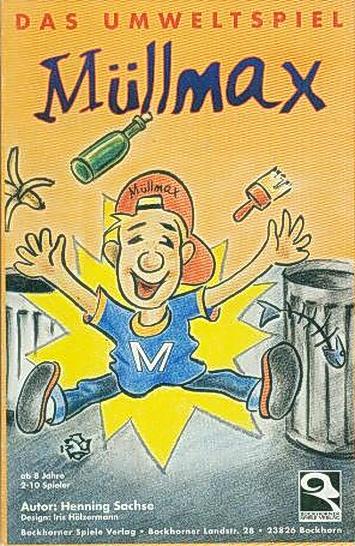 Müllmax: Das Umweltspiel