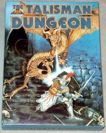 The Talisman Dungeon