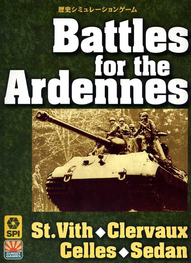 Battles for the Ardennes