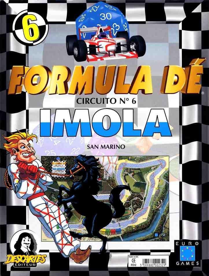 Formula Dé Circuits 5 & 6: Kyalami & Ferrari Autodromo