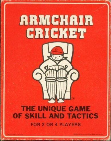 Armchair Cricket