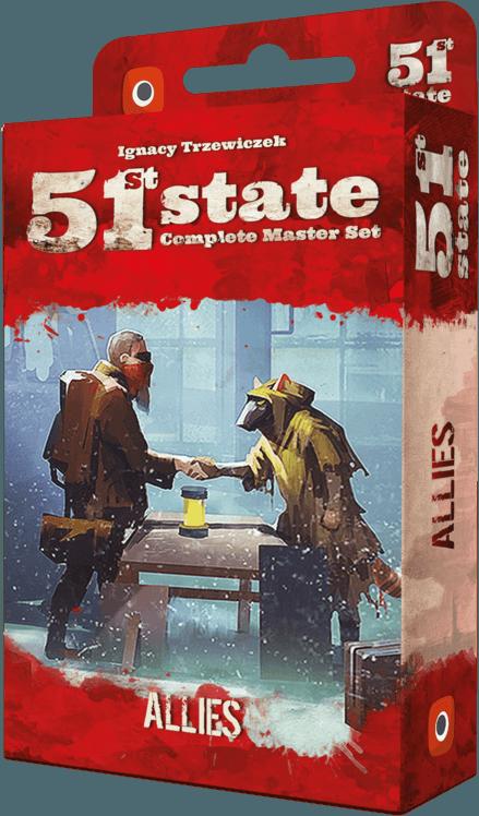 51st State: Master Set – Allies