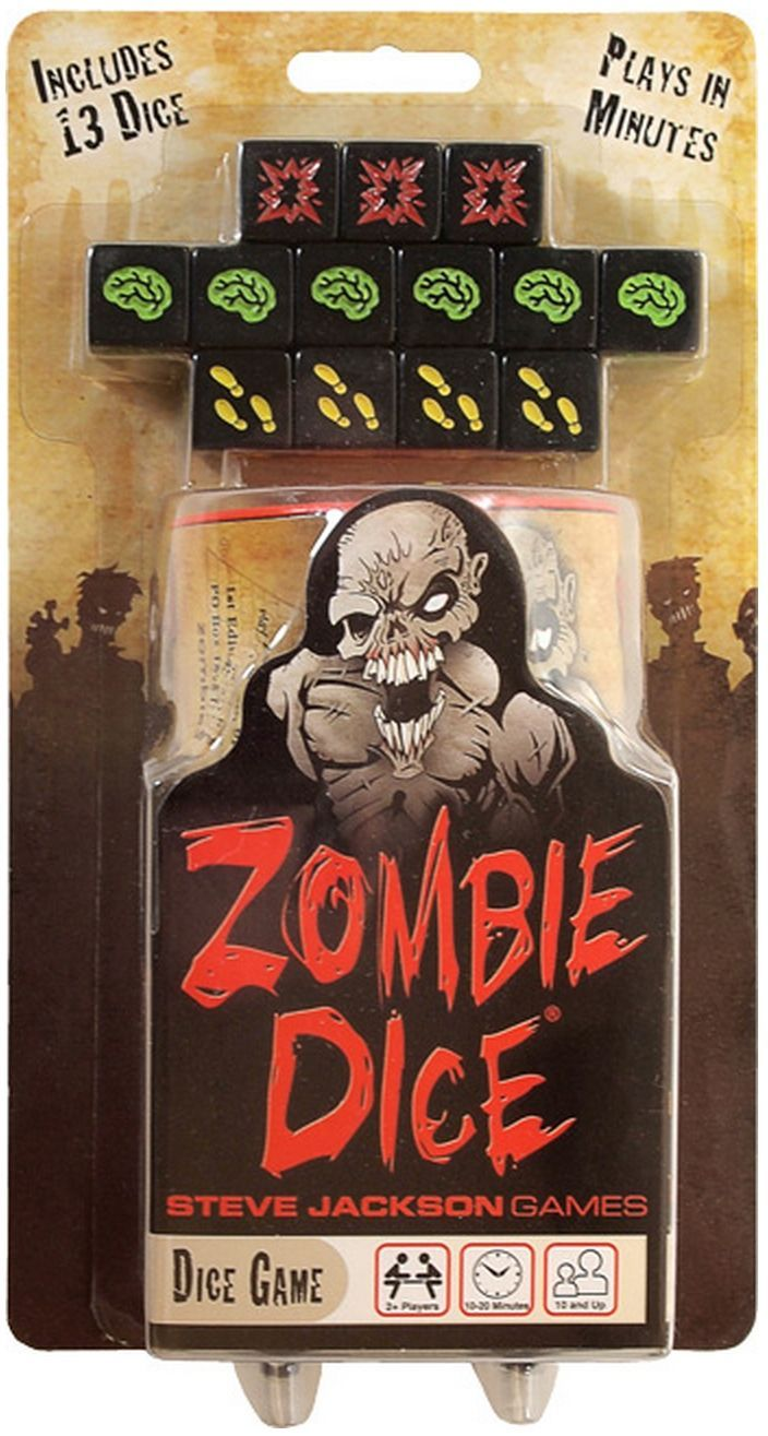 Cover Zombie Dice