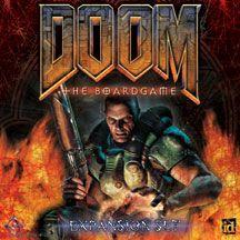 Doom: The Boardgame Expansion Set