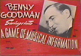 Benny Goodman Swings into a Game of Musical Information