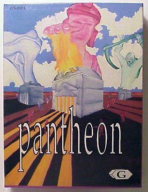 Pantheon: The War of the Gods