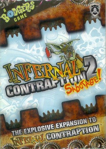Infernal Contraption 2: Sabotage!
