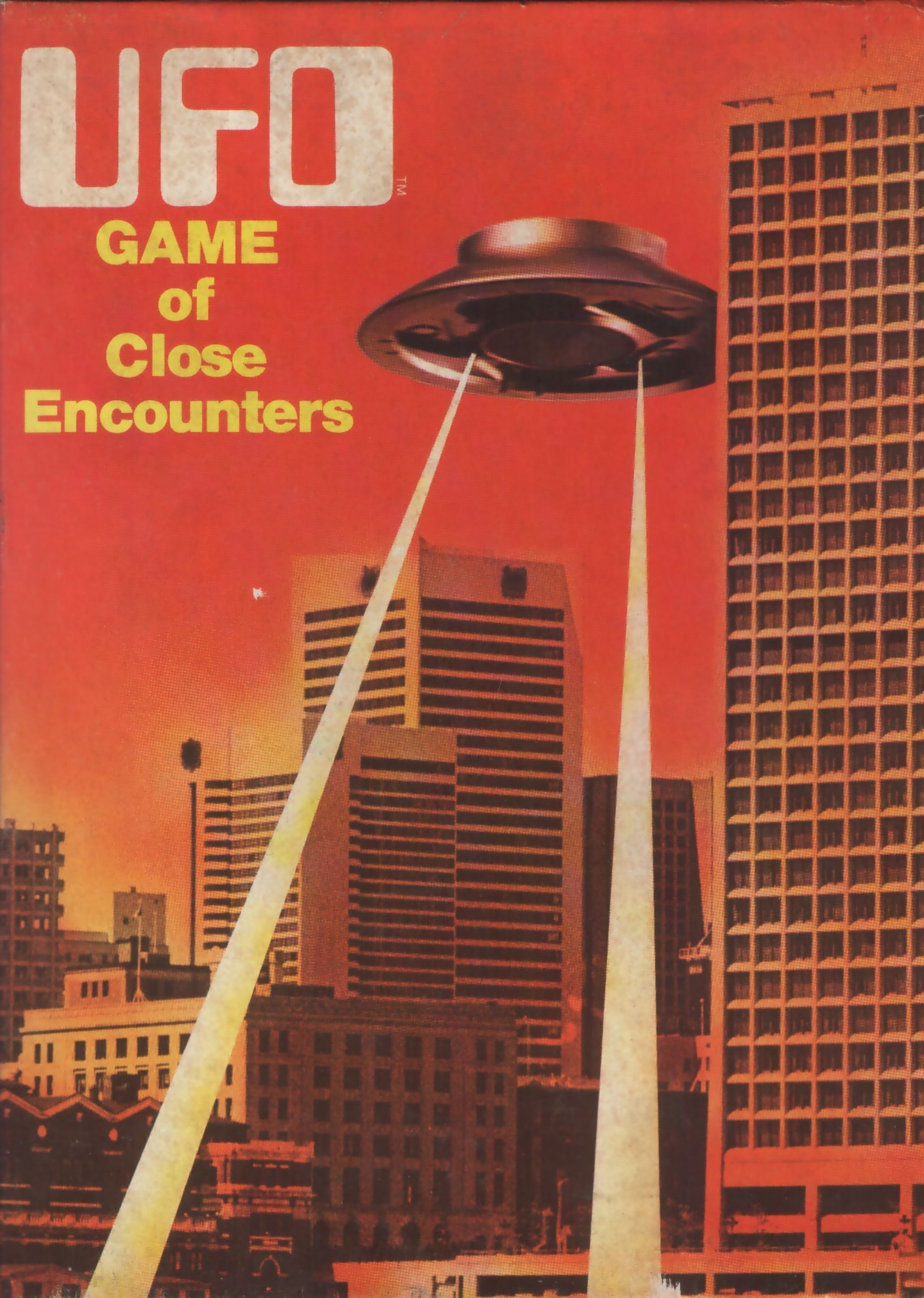 UFO: Game of Close Encounters