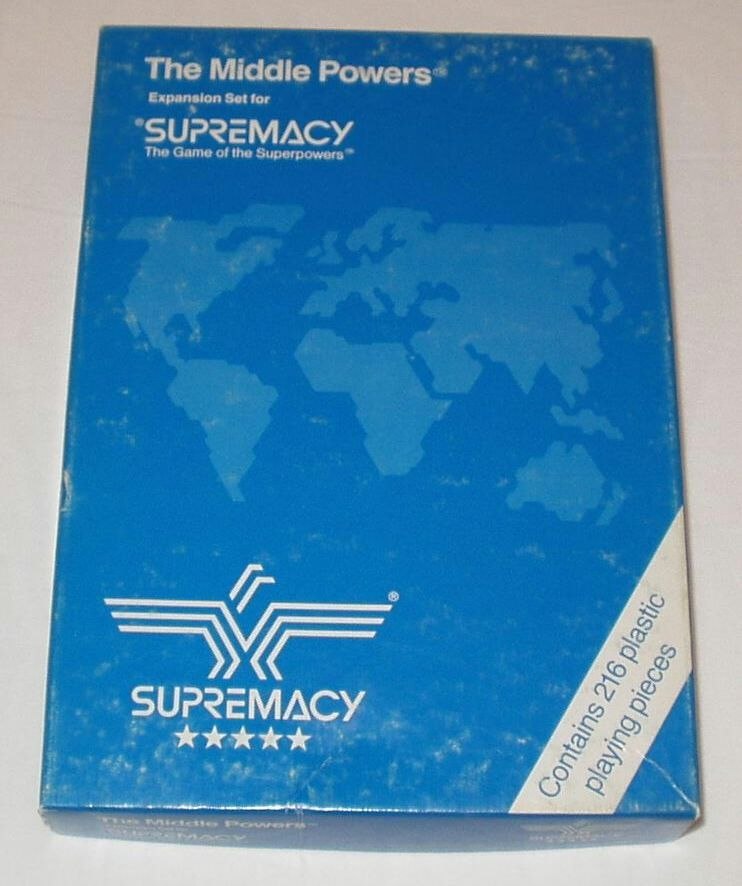 Supremacy: The Middle Powers