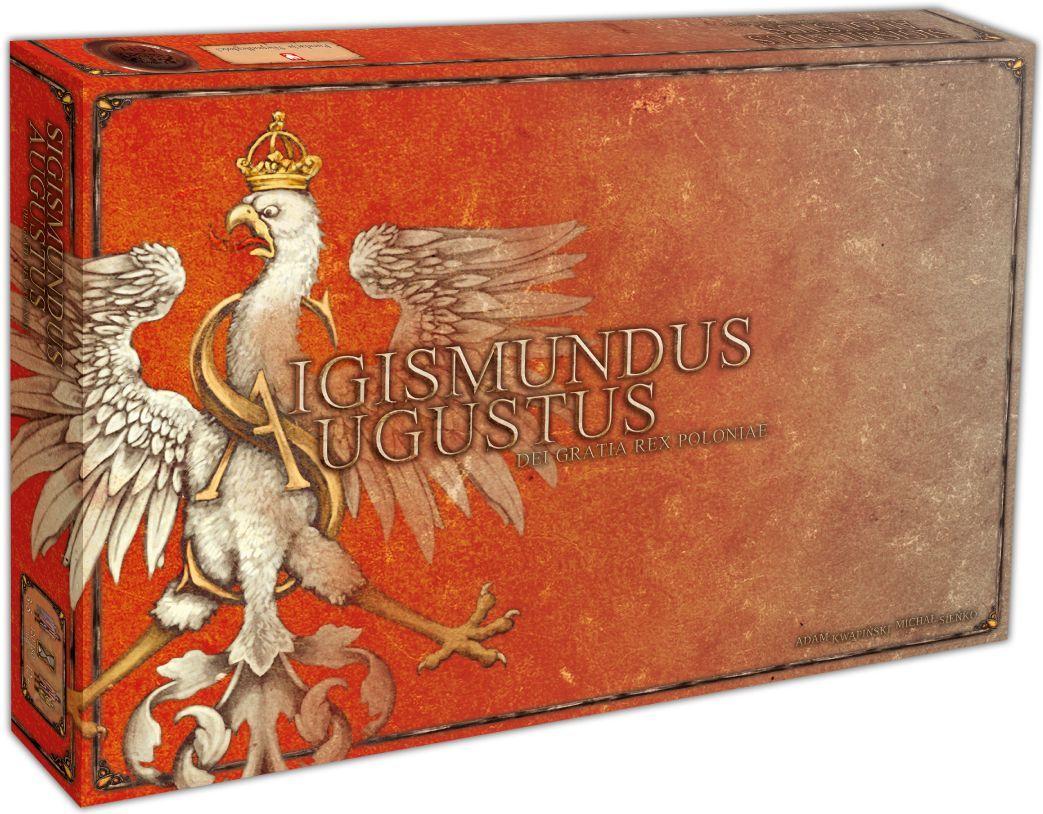 Sigismundus Augustus: Dei gratia rex Poloniae