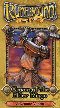 Runebound: Crown of the Elder Kings