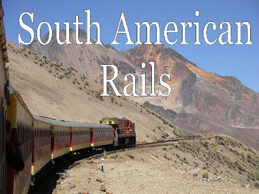South American Rails