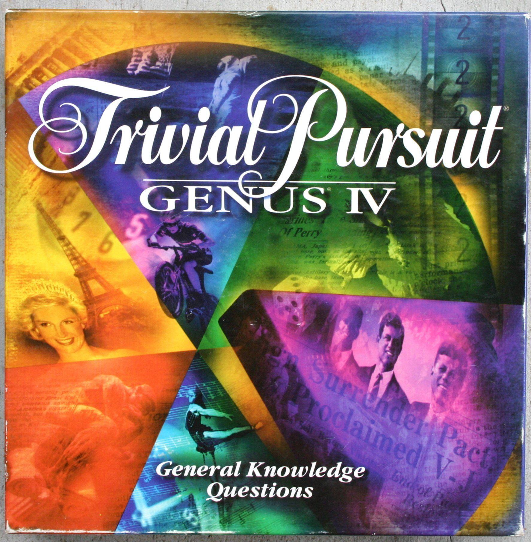 Trivial Pursuit: Genus IV