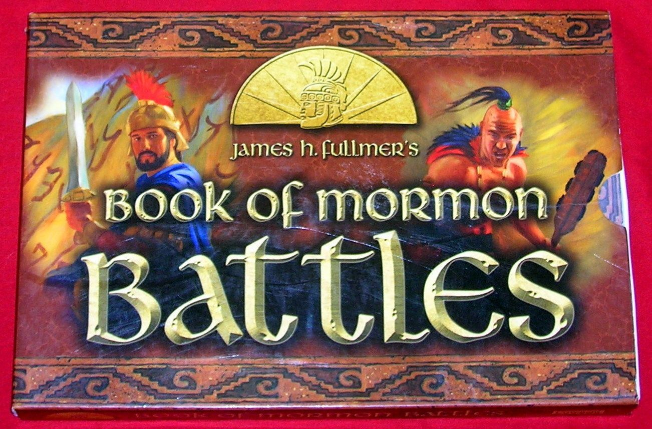 Book of Mormon Battles