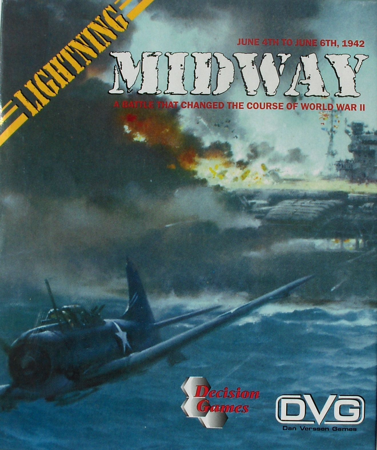 Lightning: Midway – June 4th to June 6th, 1942