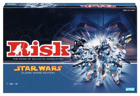 Risk: Star Wars – The Clone Wars Edition