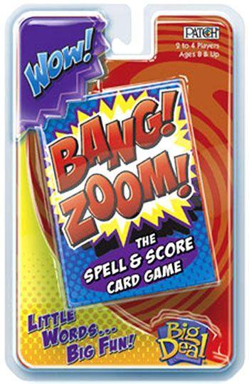 Bang! Zoom!