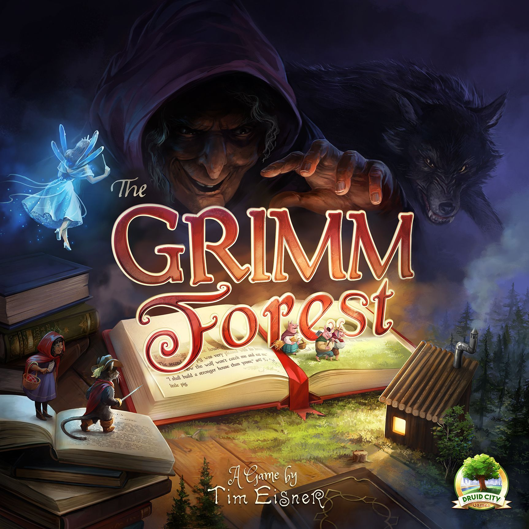 Main image for The Grimm Forest