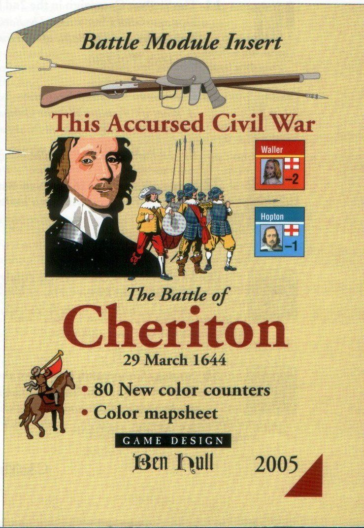 The Battle of Cheriton, 1644