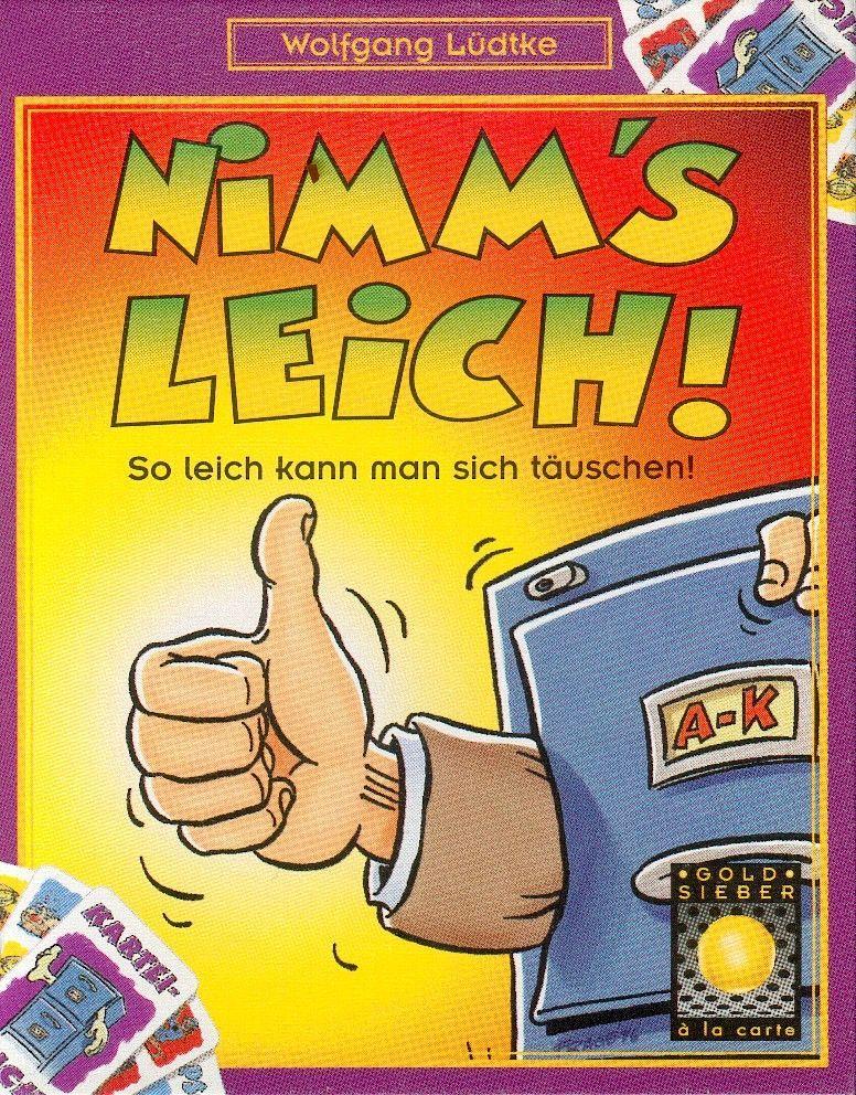 Nimm's Leich!