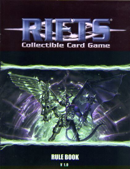 RIFTS Collectible Card Game