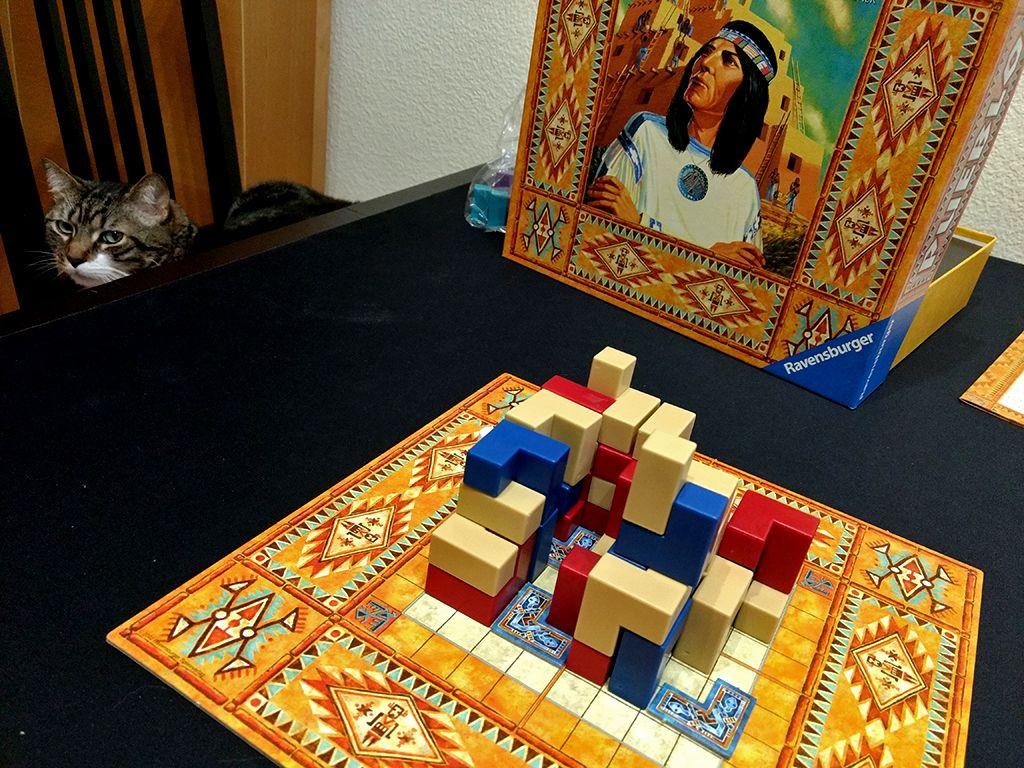 Week 13: Five trips to the Pueblo | Games & Llamas