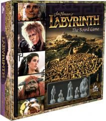 Board Game: Jim Henson's Labyrinth: The Board Game