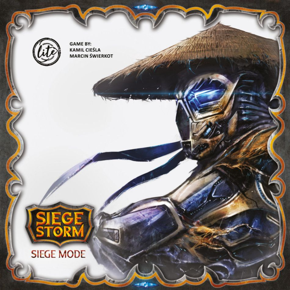 SiegeStorm: SiegeMode