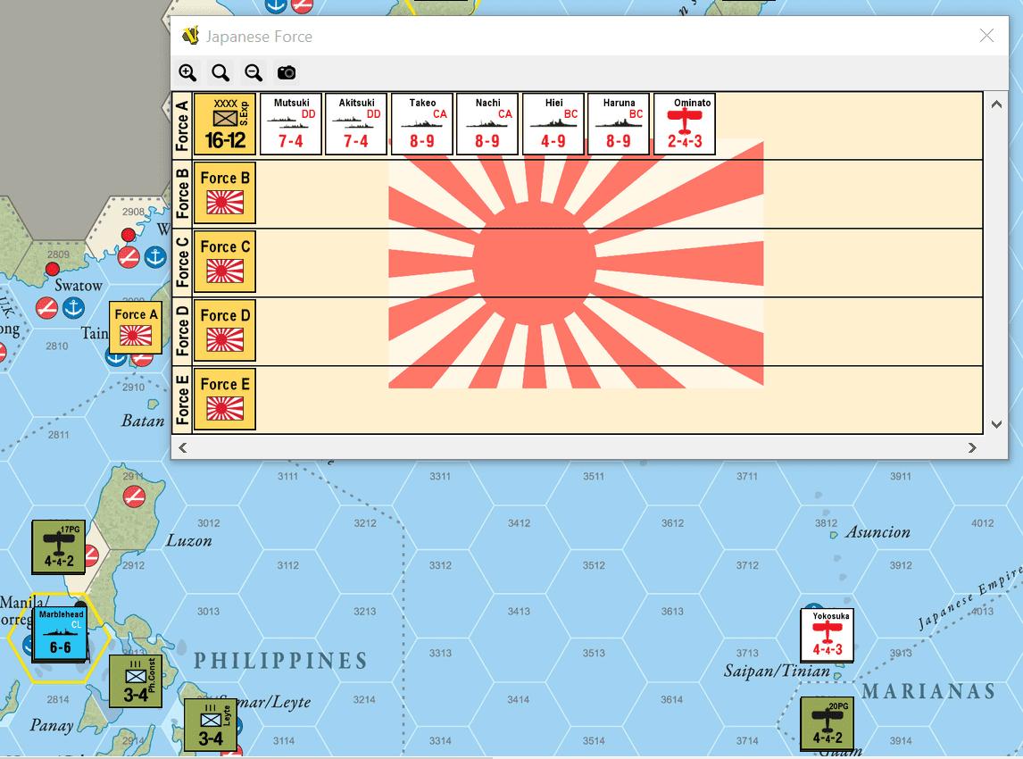 VASSAL Mod | Plan Orange: Pacific War 1930 – 1935 | BoardGameGeek