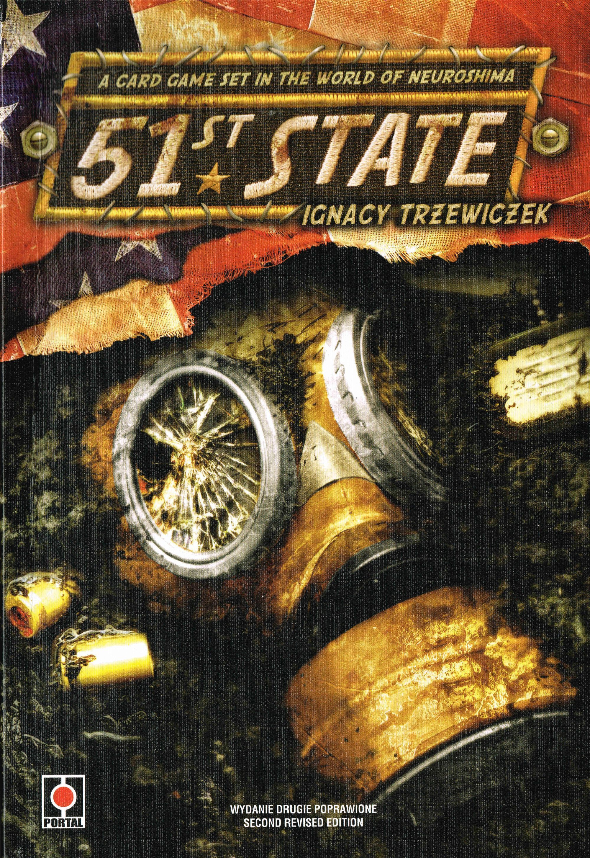 Main image for 51st State board game