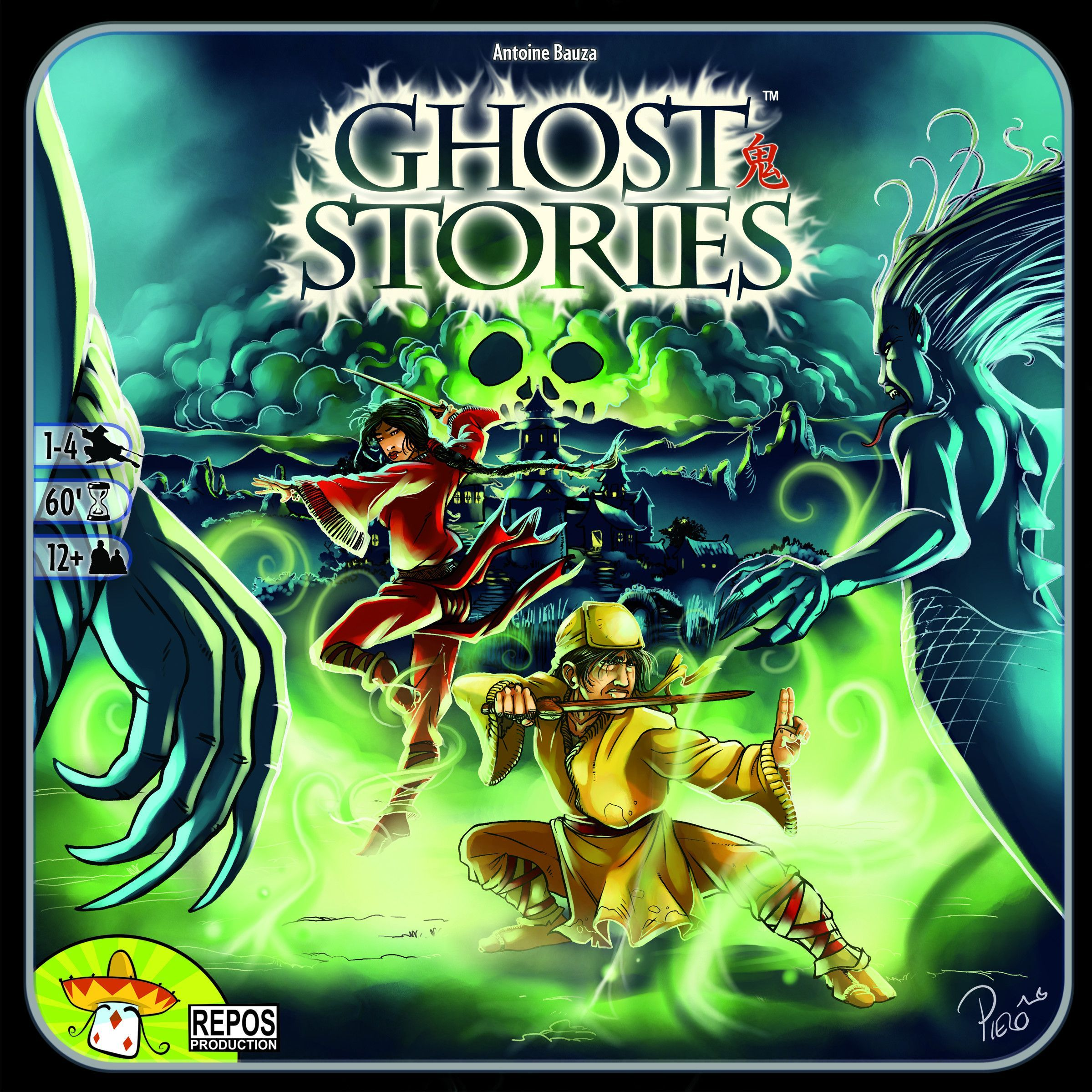 Main image for Ghost Stories