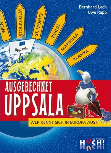 Ausgerechnet Uppsala
