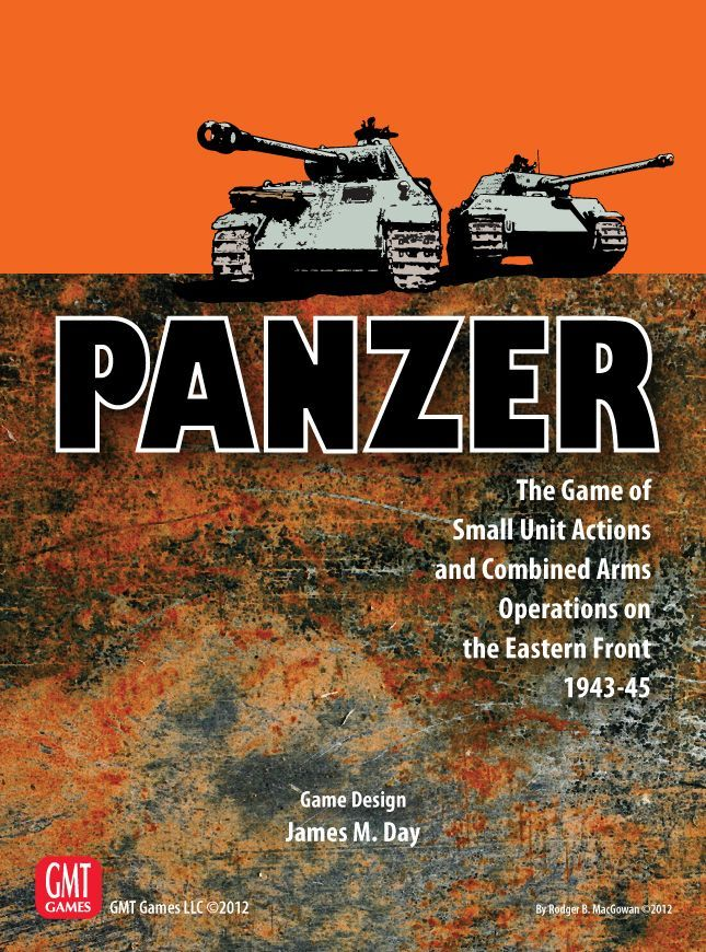 Panzer: The Game of Small Unit Actions and Combined Arms Operations on the Eastern Front 1943-45