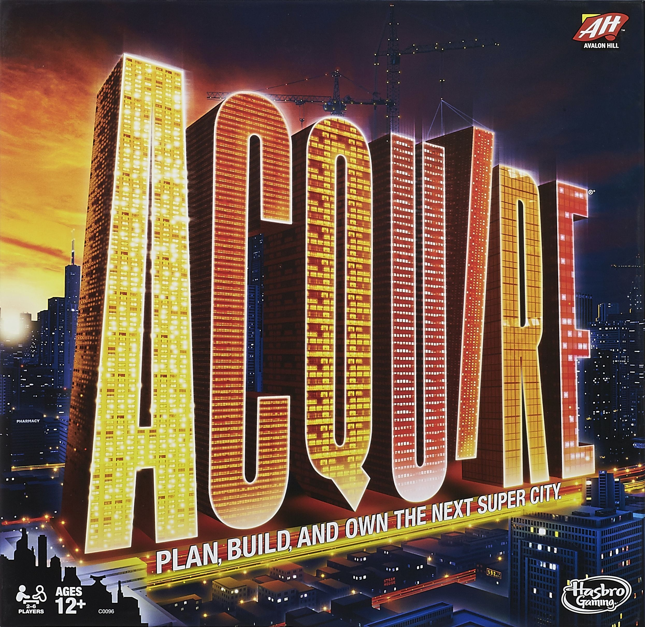 Main image for Acquire board game