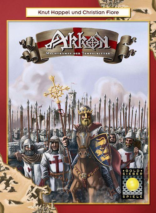 Akkon: Machtkampf der Tempelritter