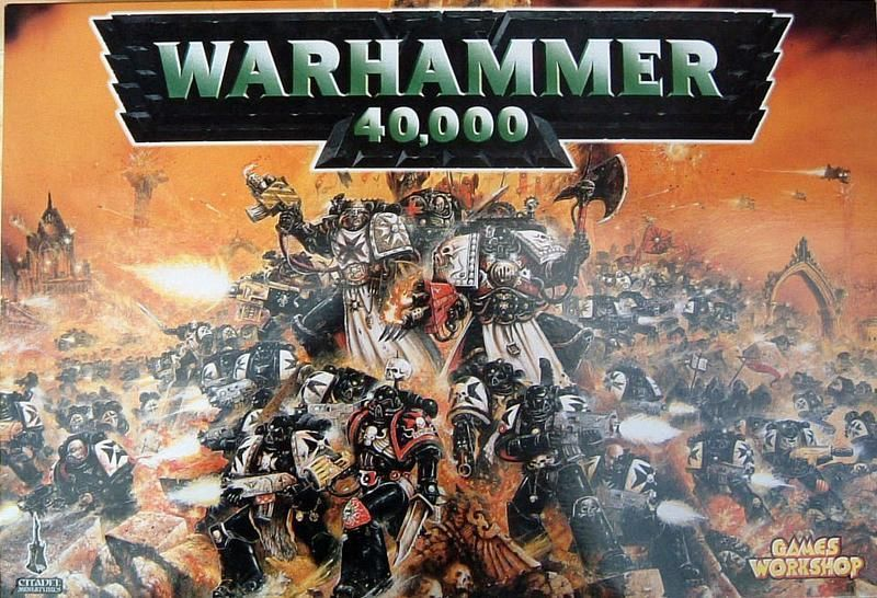 Main image for Warhammer 40,000