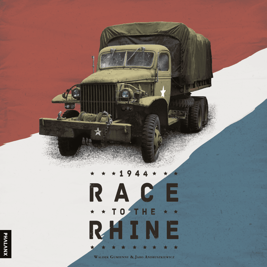 Main image for 1944: Race to the Rhine board game