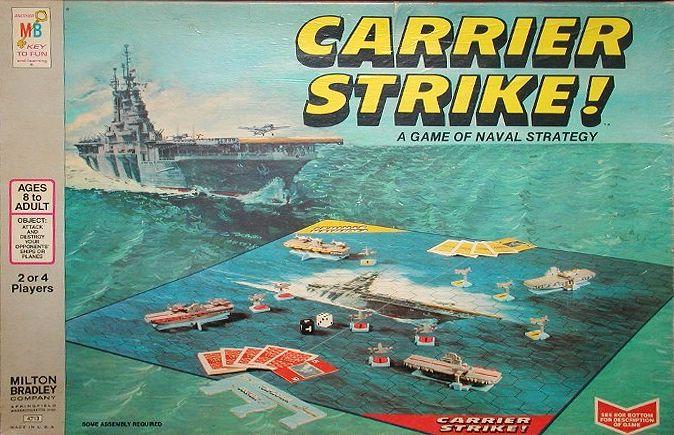 Carrier Strike!