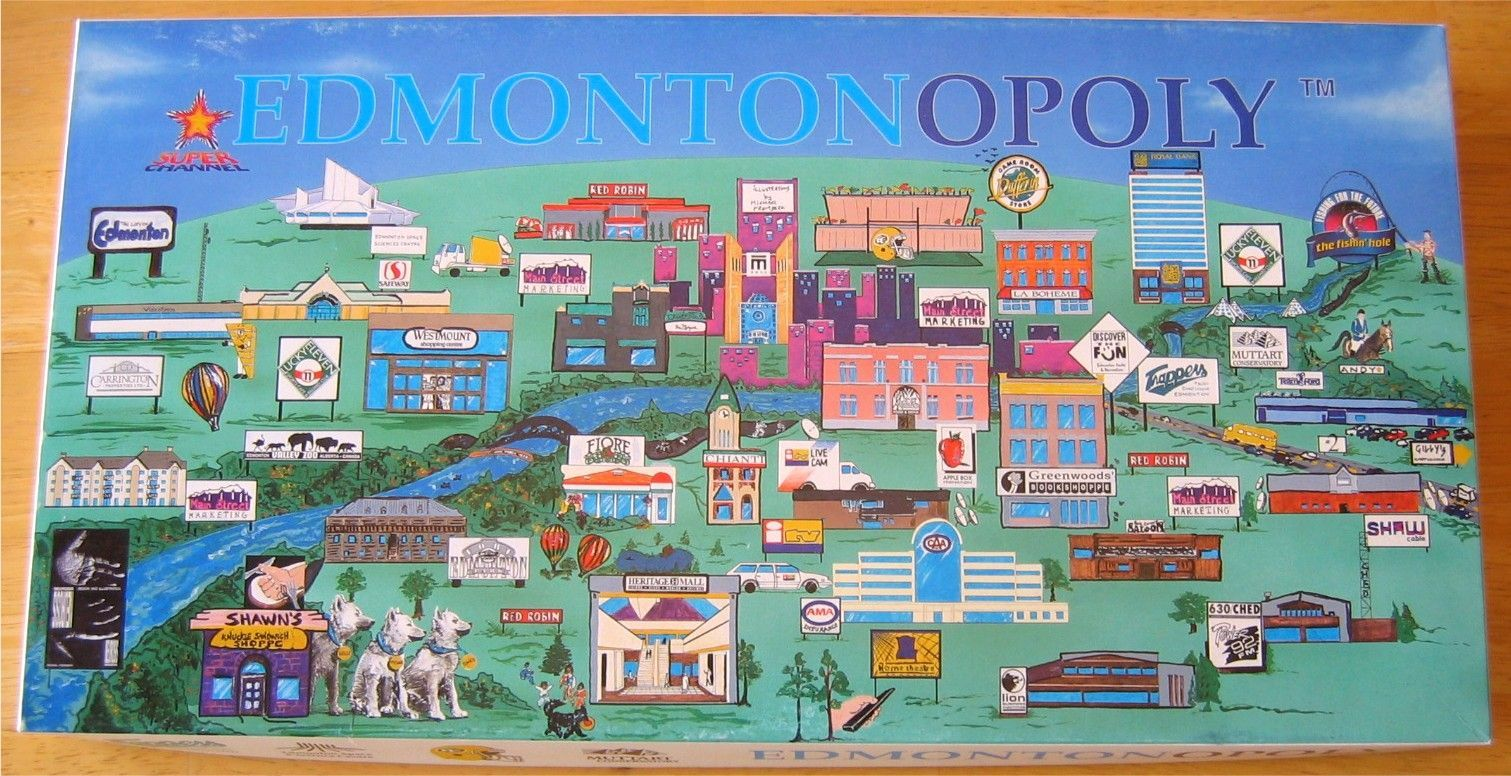 Edmontonopoly