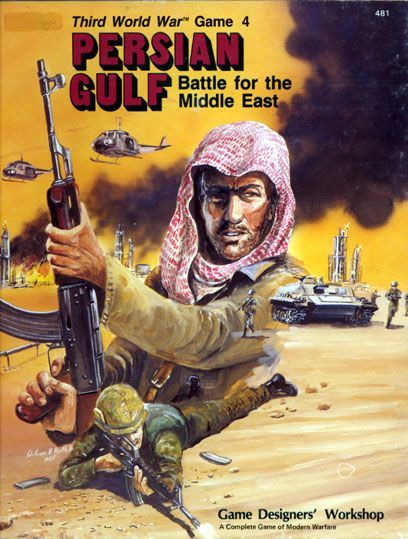 Persian Gulf: Battle for the Middle East