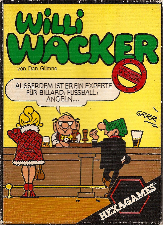 Willi Wacker