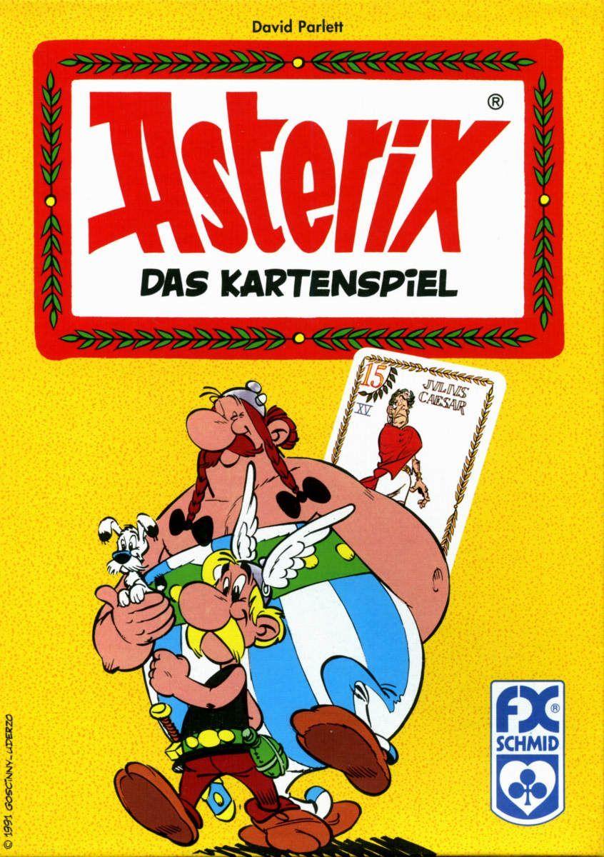 Asterix: Das Kartenspiel