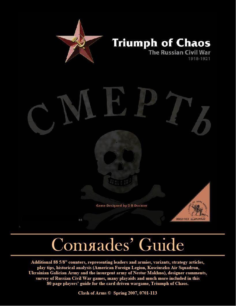 Triumph of Chaos Comrades Guide