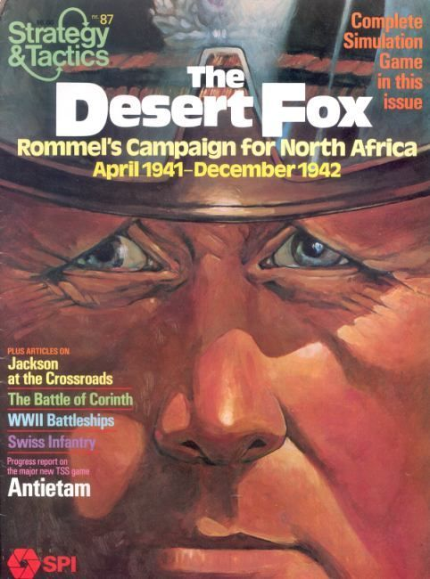 The Desert Fox: Rommel's Campaign for North Africa April 1941-December 1942