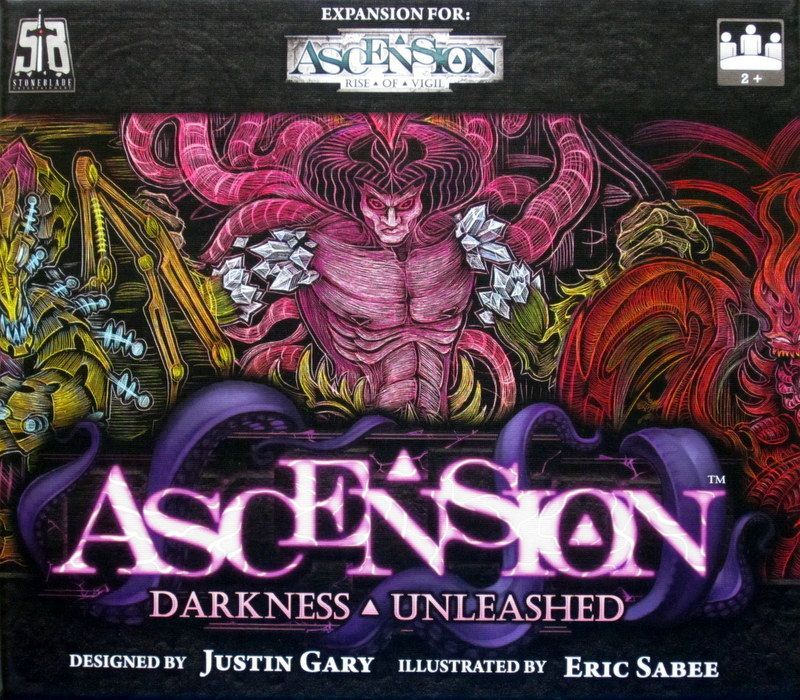 Main image for Ascension: Darkness Unleashed board game
