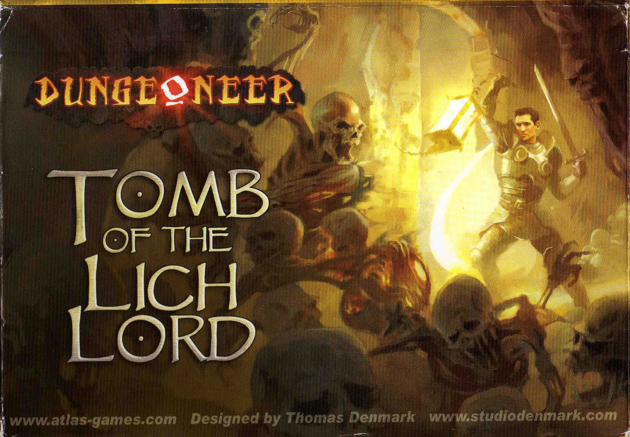 Dungeoneer: Tomb of the Lich Lord