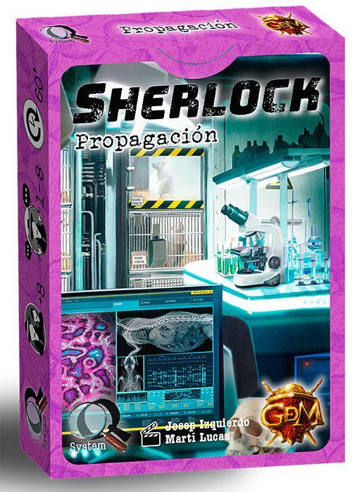 Sherlock : Propagation
