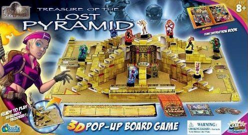 Relic Raiders: Treasure of the Lost Pyramid
